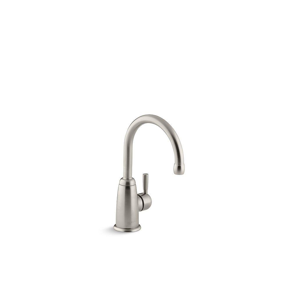 KOHLER Wellspring(R) robinet de breuvage contemporain complet avec système de filtration d'eau Aquifer(R)