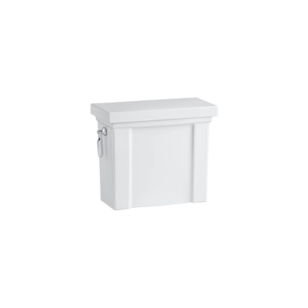KOHLER Tresham 1.28 GPF Single Flush Toilet Tank Only in White