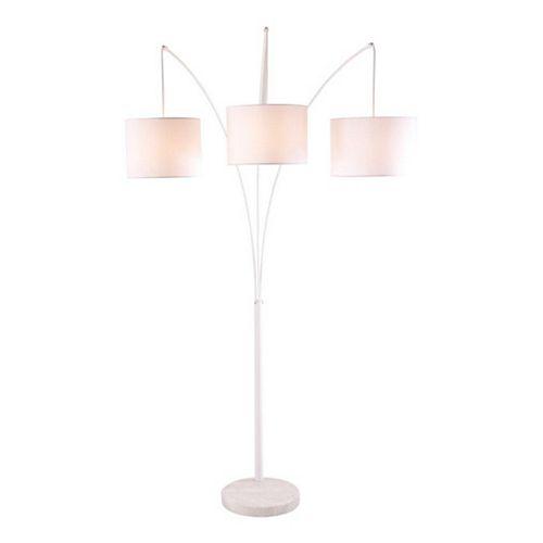 Lampe sur Pied Lightsail Blanc