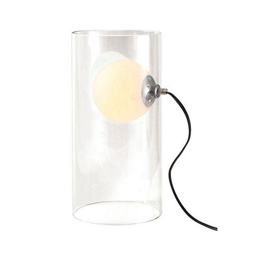 Lampe de Table Eruption Transparent