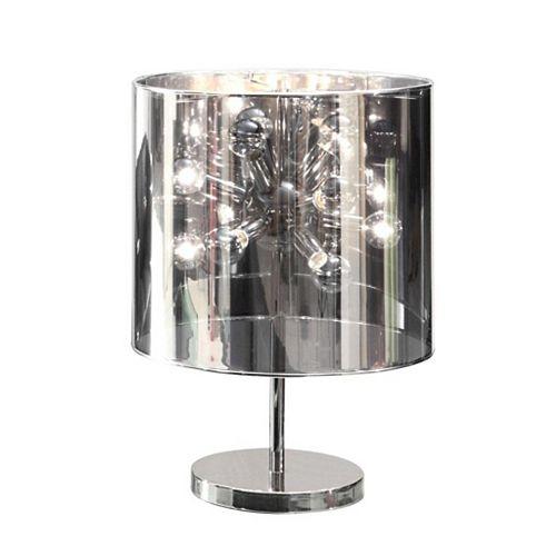 Lampe de Table Supernova  Chrome