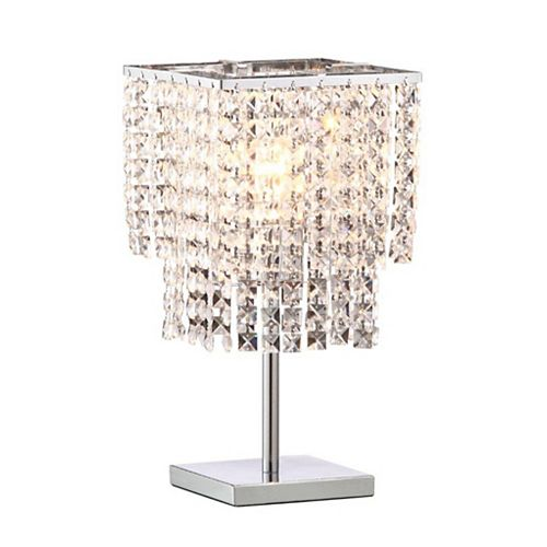 Lampe de Table Falling Stars  Chrome