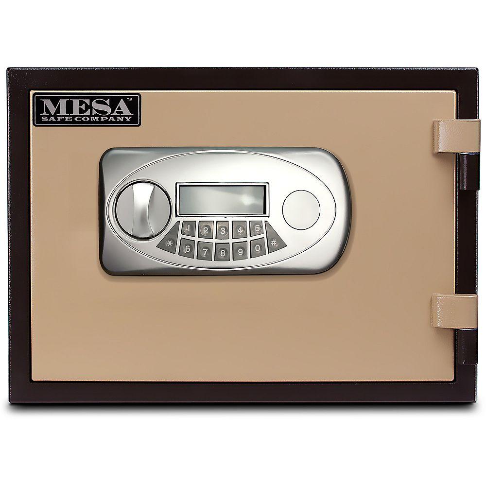 Mesa Safe Company All Steel MF30E 0.4 cu. ft. Capacity U.L. Classified Fire Safe