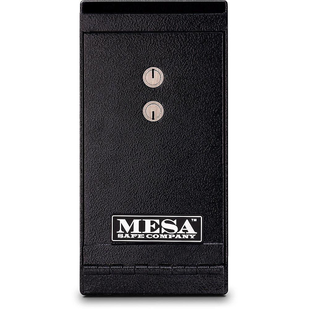 Mesa Safe Company Coffre-fort dépôt, sous comptoir Mesa MACK tout acier. Capacité 5,7 l (0,2 pi3)