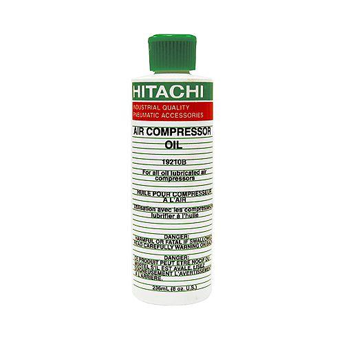 Synthetic Compressor Oil (8oz)