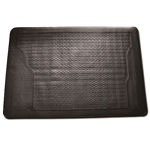 31.75-inch x 46-inch Black Cargo Utility Mat