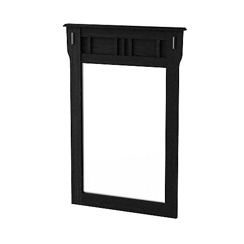 Miroir Tryon Chêne Noir