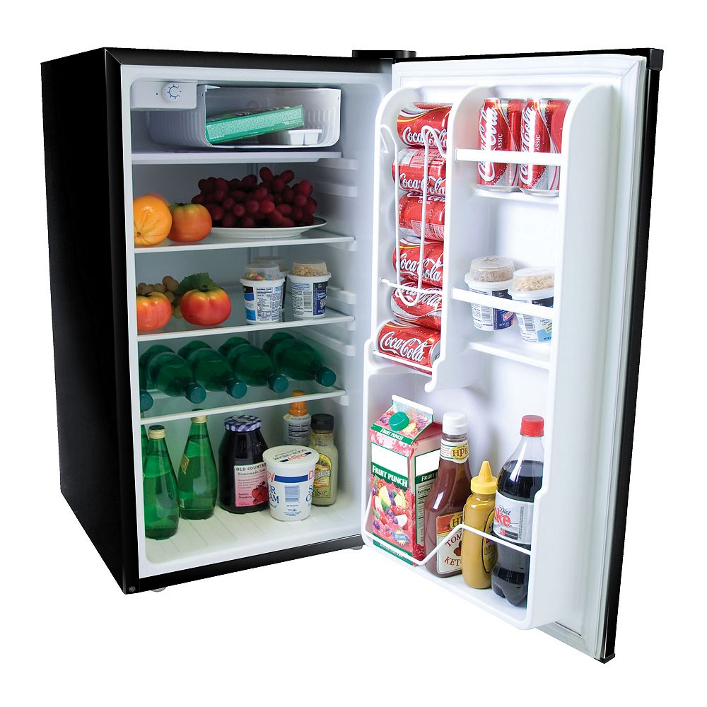 Royal Sovereign 4.0 cu. ft. Compact Refrigerator in Black