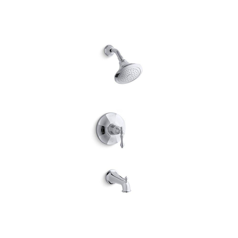 KOHLER Kelston Rite-Temp Pressure-Balancing Bath/Shower Faucet