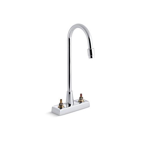 Triton Centreset Bathroom Faucet with Aerator
