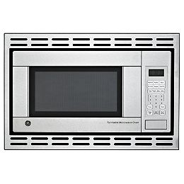 1.1 cu. ft. Built-In Microwave Oven in Stainless Steel