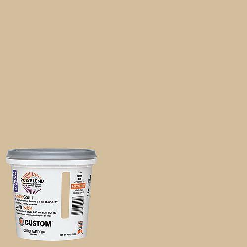 Custom Building Products Coulis à base de sable no 122 Lin (453 g)