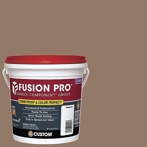 Custom Building Products Fusion Pro no 105 Terre
