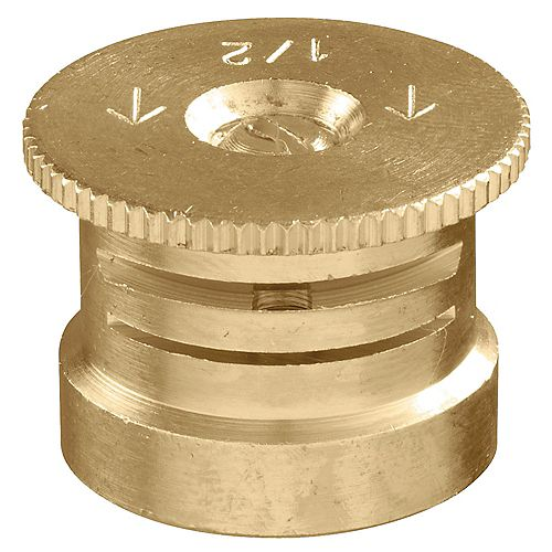 Orbit 15 ft. Half Patt Female Brass Nozzle