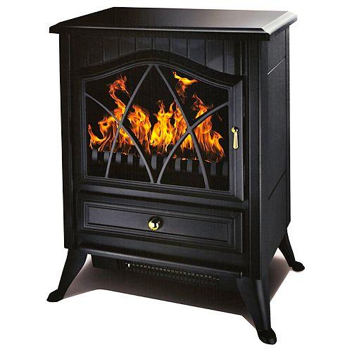 Classic Floor Standing Electic Fireplace