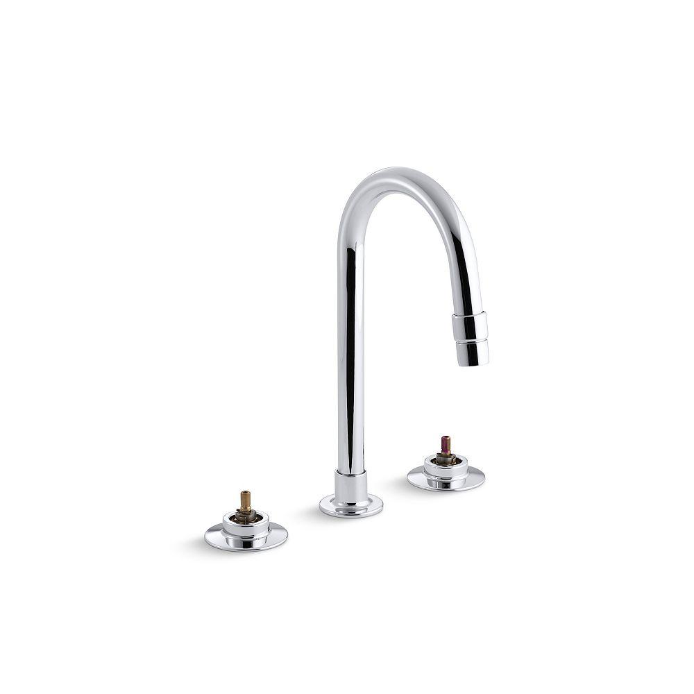 KOHLER Triton Widespread Bathroom Faucet with Rigid Connections