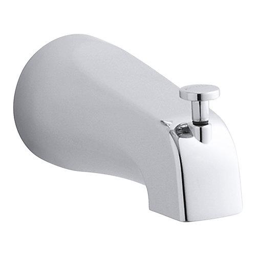 Coralais Diverter Bath Spout With NPT Connection