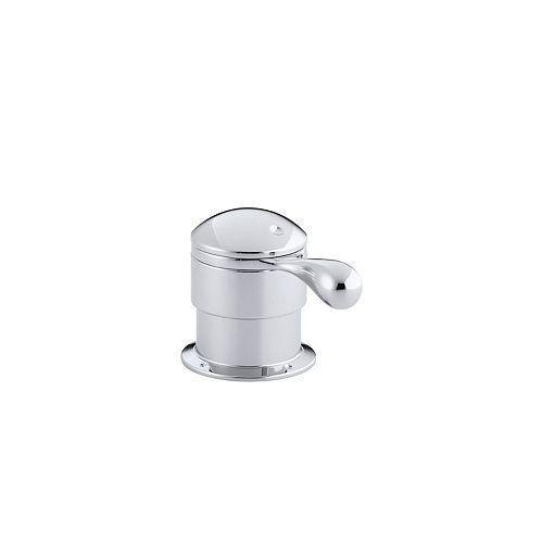 Robinetterie a montage en surface pour robinet coupleur/reniflard avec poignee a levier, robinet non inclus