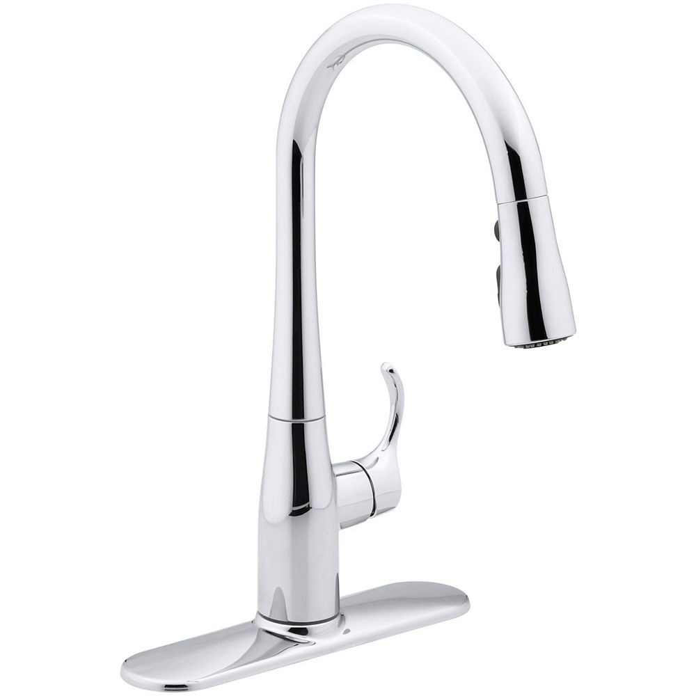 KOHLER Simplice Pull-Down Secondary Faucet