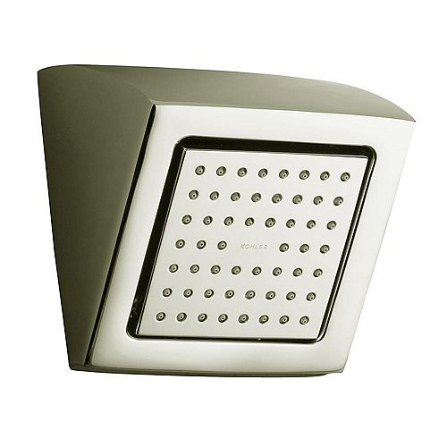 WaterTile Square 54-Nozzle Showerhead
