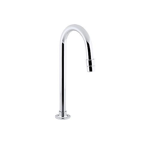 Bathroom Faucet Gooseneck Spout with Aerator