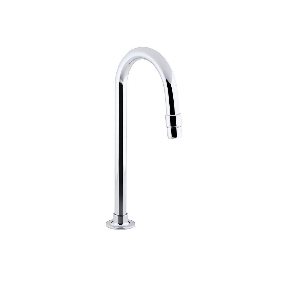 KOHLER Bathroom Faucet Gooseneck Spout with Aerator