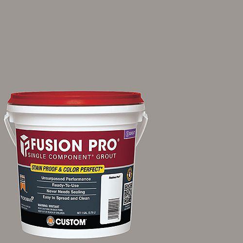 Custom Building Products #165 Delorean Gray Fusion PRO - 1 Gal.