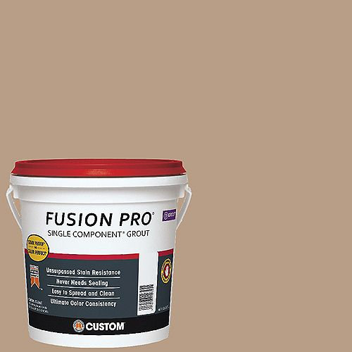 Custom Building Products #380 Haystack Fusion PRO - 1 Gal.