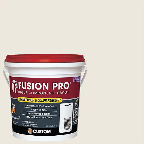 Fusion PRO #381 3.78 L Bright White Single Component Grout