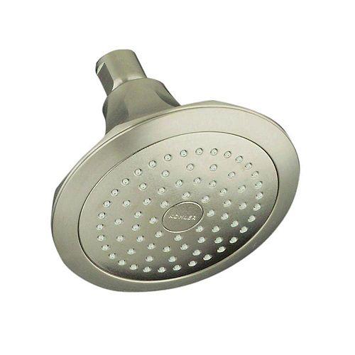 KOHLER Memoirs Classic Single-Function Katalyst Showerhead