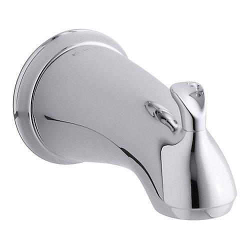 Forté Sculpted Diverter Bath Spout
