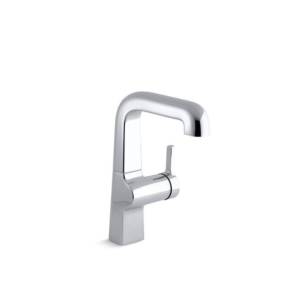 "KOHLER Evoke(R) single-hole bar sink faucet with 7"" spout"