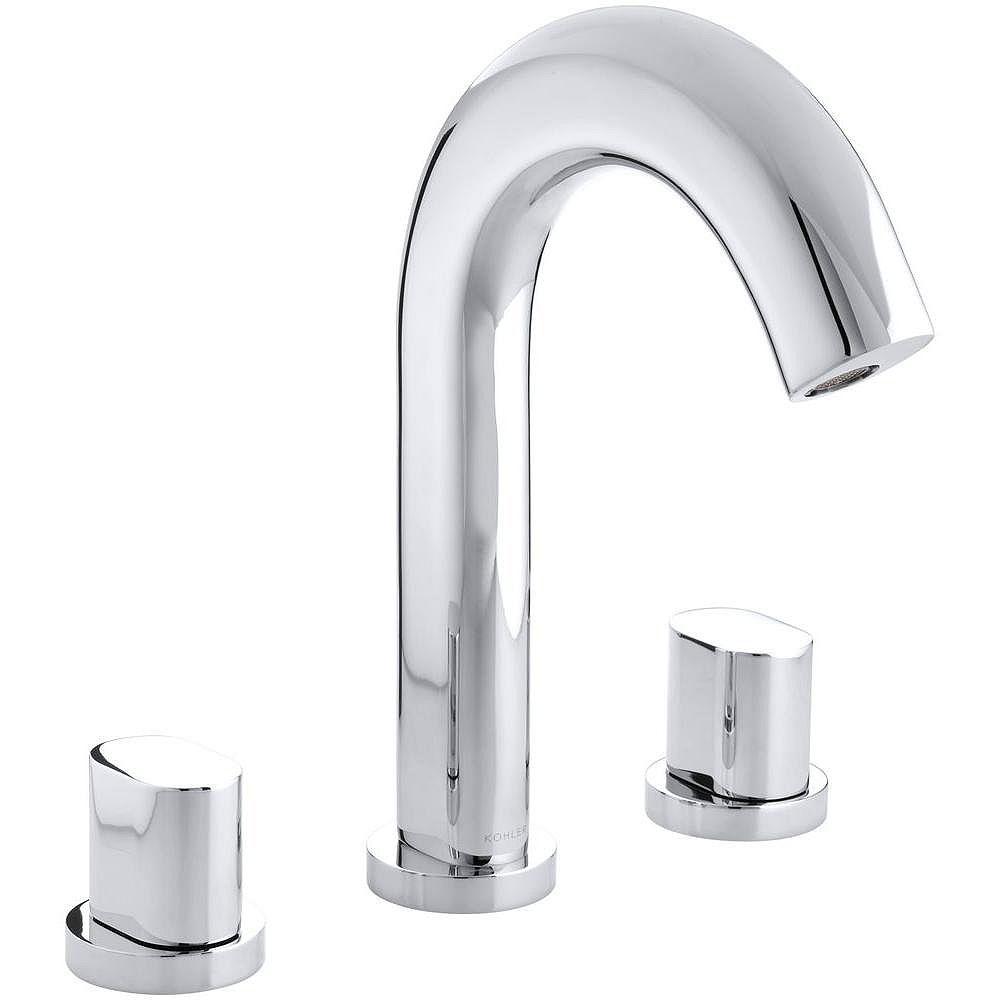 KOHLER Oblo  garniture de robinet de baignoire à plateau, vanne non incluse