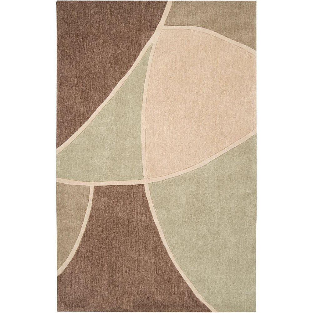 Artistic Weavers Macheren Beige Tan 8 ft. x 11 ft. Rectangular Area Rug