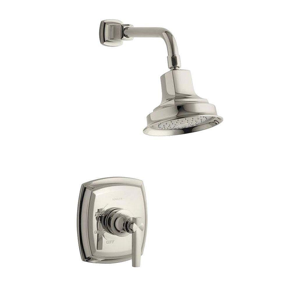 KOHLER Margaux Rite-Temp Pressure-Balancing Shower Faucet with Lever Handle
