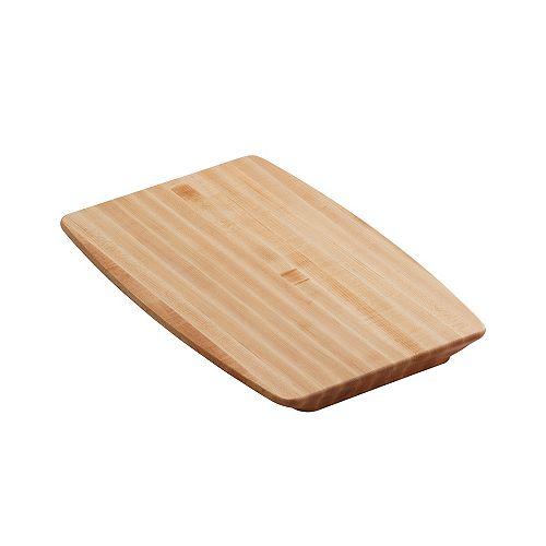KOHLER Planche a decouper en bois franc Cape Dory(R)