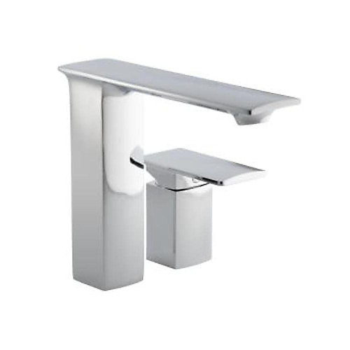 Stance(R) deck-mount bath faucet with lever handle