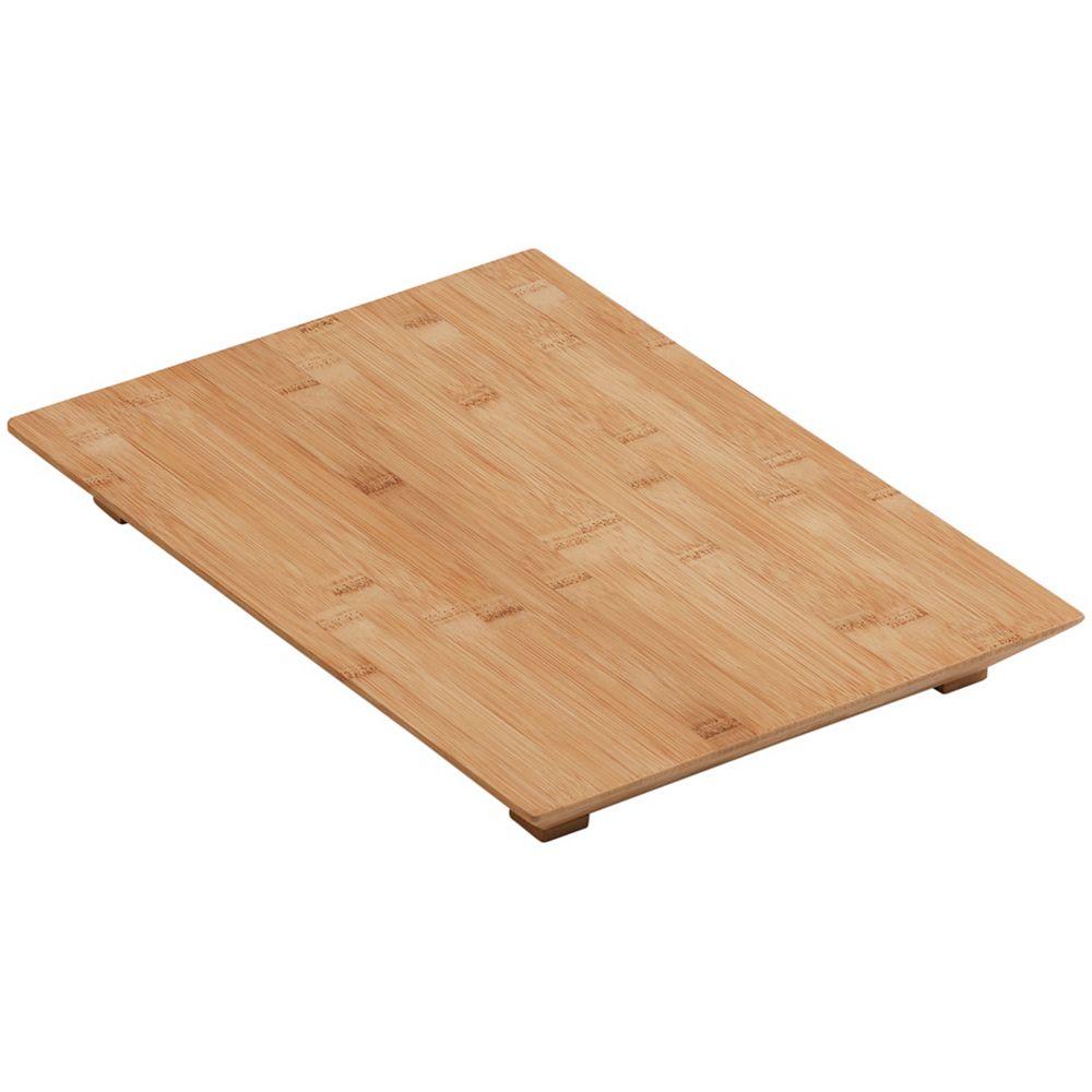 KOHLER Poise Hardwood Cutting Board