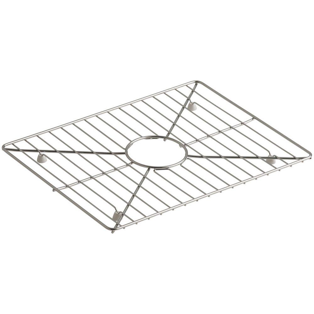 KOHLER Stainless Steel Bottom Basin Rack For Large Basin