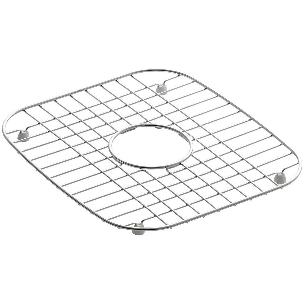 KOHLER Stainless Steel Bottom Basin Rack