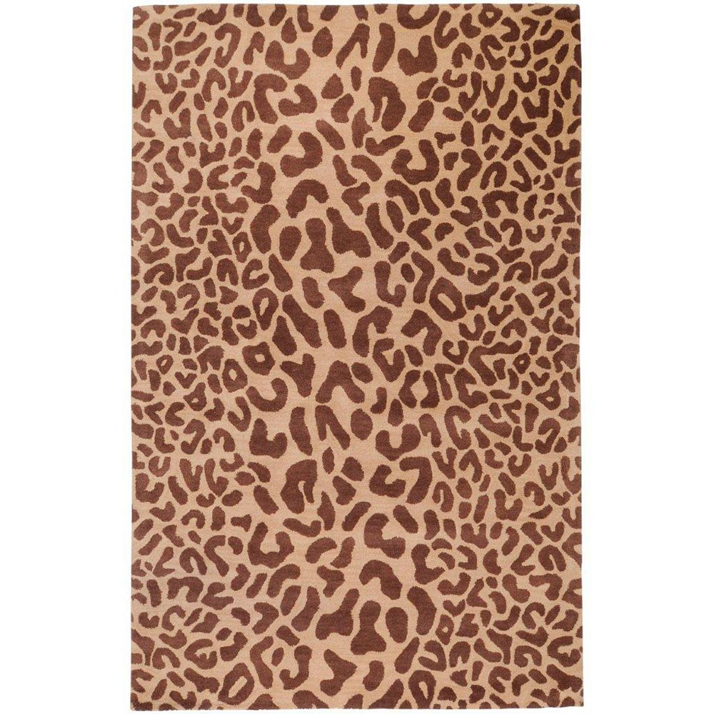 Artistic Weavers Alhambra Brown 2 ft. x 3 ft. Indoor Transitional Rectangular Accent Rug