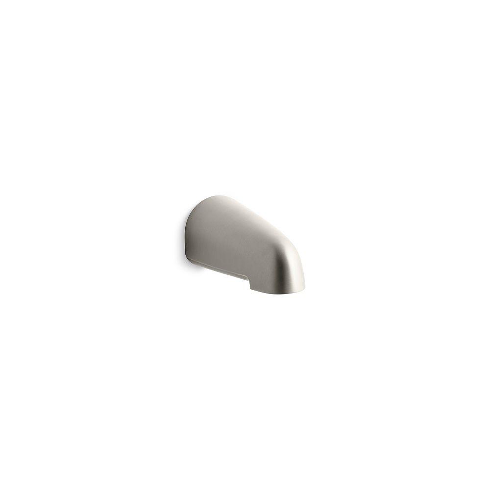KOHLER Devonshire 4-7/16 Inch Non-Diverter Spout With Slip-Fit Connection