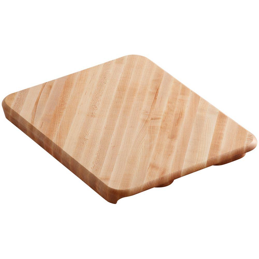 KOHLER Hardwood Cutting Board, For Use On Alcott And Galleon Sinks