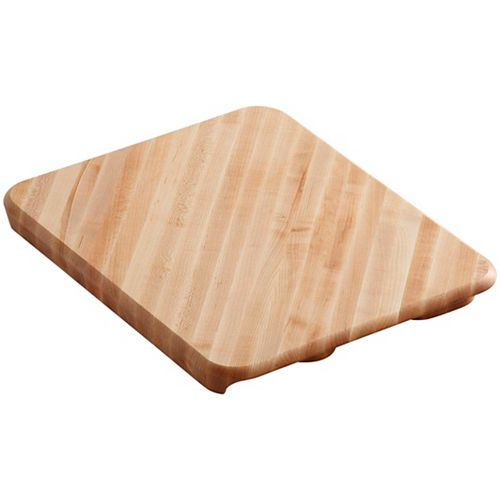 Hardwood Cutting Board, For Use On Alcott And Galleon Sinks