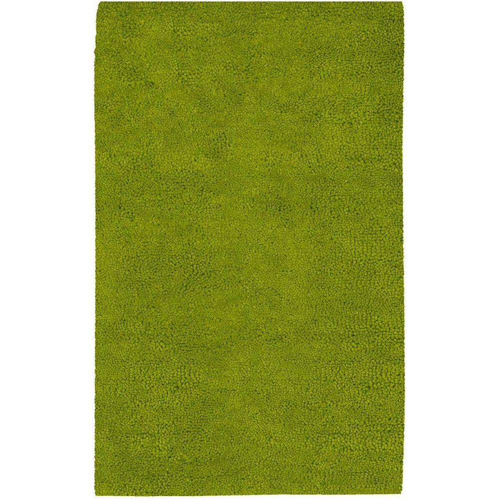 Artistic Weavers Agoura Green 3 ft. 6-inch x 5 ft. 6-inch Indoor Shag Rectangular Area Rug