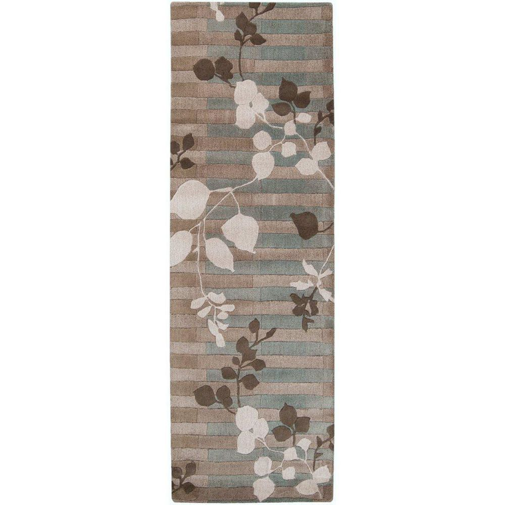 Artistic Weavers Nelson Grey 2 ft. 6-inch x 8 ft. Indoor Transitional Runner