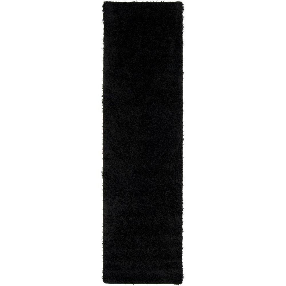 Artistic Weavers Objat Black 2 ft. 3-inch x 8 ft. Accent Rug