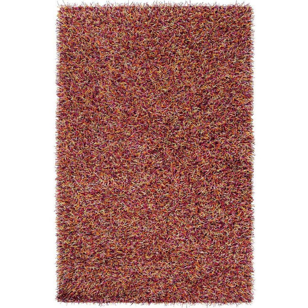 Artistic Weavers Carpette, 5 pi x 8 pi, rectangulaire, rose Castlegar
