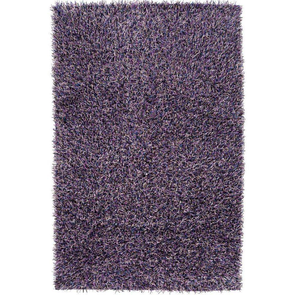 Artistic Weavers Carpette, 2 pi x 3 pi, rectangulaire, violet Chilliwack