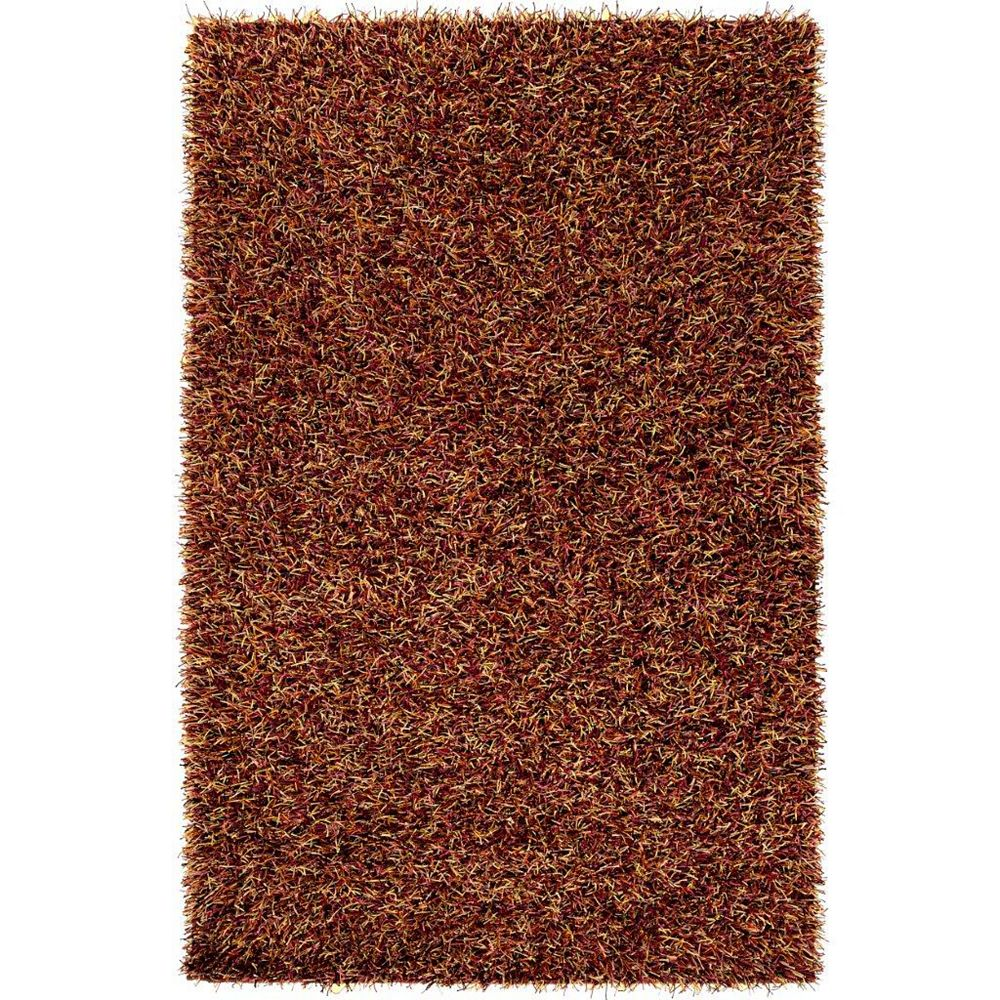 Artistic Weavers Colwood Brown 5 ft. x 8 ft. Rectangular Area Rug